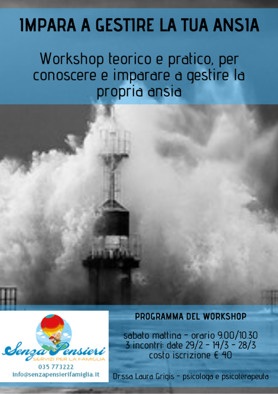Workshop per adulti